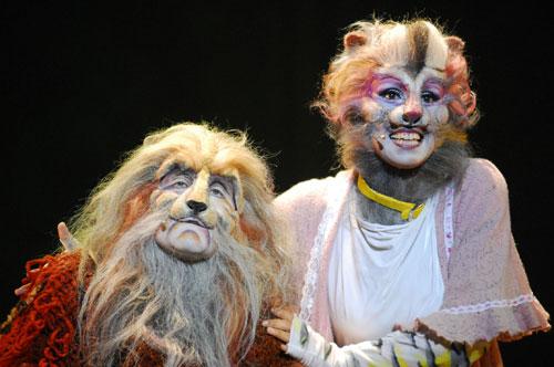 """Compagnia della Rancia - """"Cats"""""""