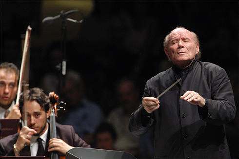 "Orchestra and Chorus of the Accademia di Santa Cecilia - ""Mahler Symphony n.5"""