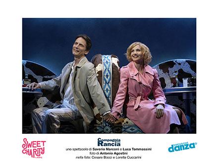 """Compagnia della Rancia - """"Sweet Charity"""""""