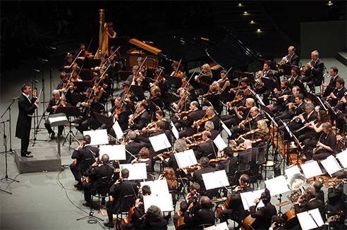 Orchestra e Coro dell'Accademia Nazionale di Santa Cecilia - Bernstein, Orff