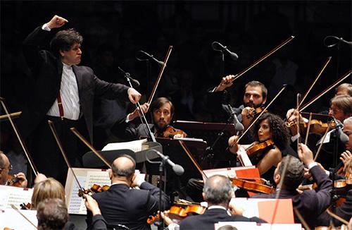 """Orchestra of the Accademia di Santa Cecilia - """"Bellini, Capuleti e Montecchi, ouverture"""""""