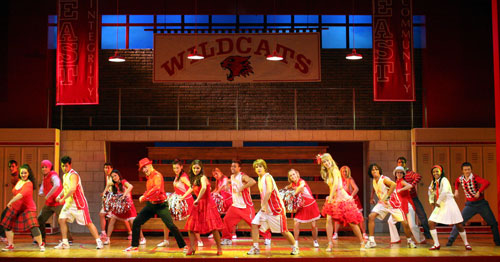 "Compagnia della Rancia - ""High School Musical"""