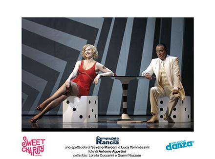 Compagnia della Rancia - 'Sweet Charity'