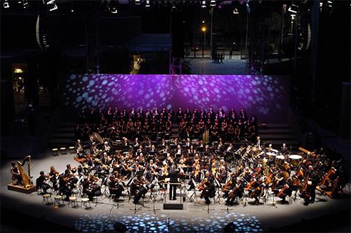Orchestra e Coro dell'Accademia Nazionale di Santa Cecilia - 'Arie di Musicals'