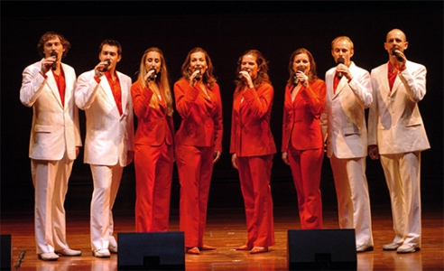 SWINGLE SINGERS - 'From Broadway to Hollywood'