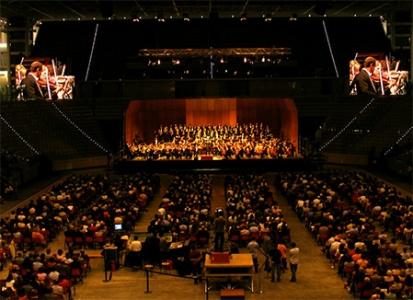 Inauguration of the 29th edition of September Music
