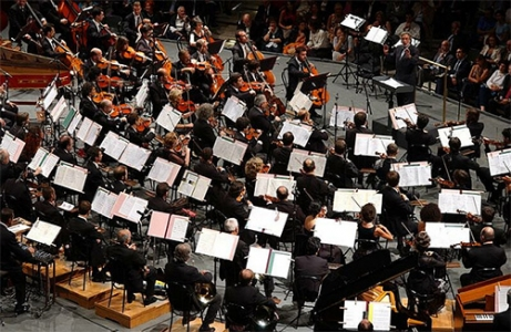 "Orchestra and Chorus of the Accademia di Santa Cecilia -   ""Cinema Italiano"""