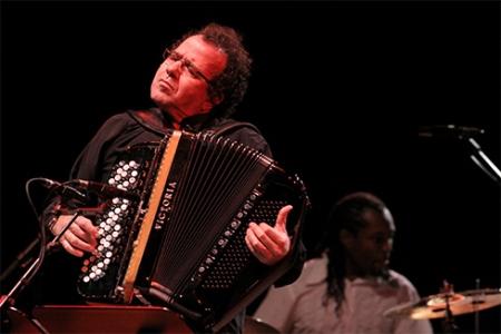 'Richard Galliano & the New York Trio'