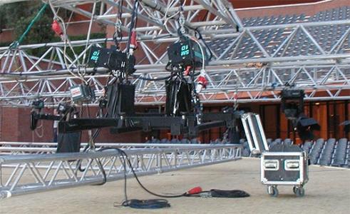 Cavea, Auditorium Parco della Musica