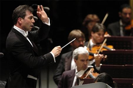"""Orchestra and Chorus of the Accademia Nazionale di Santa Cecilia - """"Bernstein, Orff"""""""