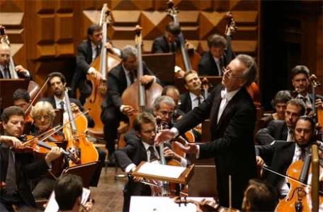 """Orchestra e Coro dell'Accademia di Santa Cecilia - """"Gershwin"""""""