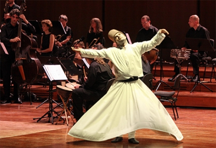 """Mozart and the Rotating Dervishes"""