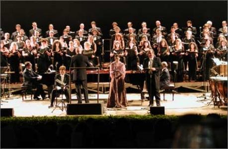 """Accademia Nazionale di Santa Cecilia - """"Carmina Burana"""""""