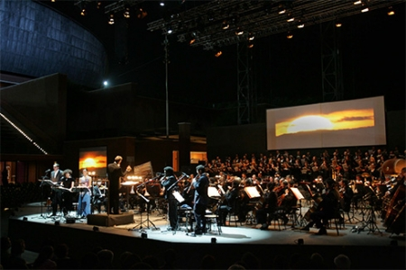 "Orchestra and Chorus of the Accademia di Santa Cecilia - ""The Passion Symphony"""
