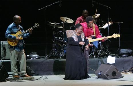 MIRIAM MAKEBA - 'Mama Africa'