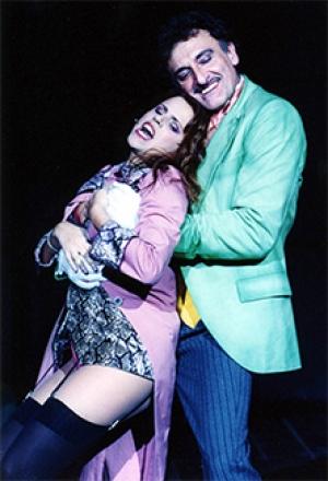 """Teatro Biondo Stabile di Palermo - """"The Threepenny Opera"""""""