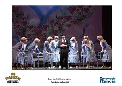 Compagnia della Rancia - 'The Producers'