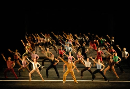 """Compagnia della Rancia - """"A Chorus Line"""""""