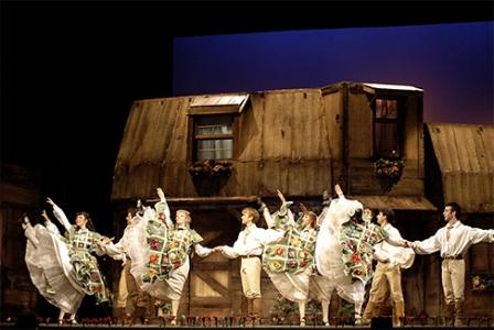 """Compagnia della Rancia - """"Seven Brides for Seven Brothers"""""""