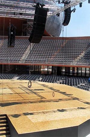 Cavea, Auditorium Parco della Musica, Roma