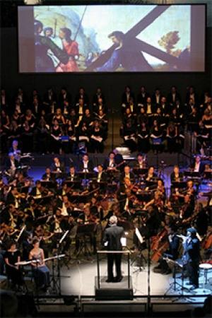 """Orchestra and Chorus of the Accademia di Santa Cecilia - """"The Passion Symphony"""""""
