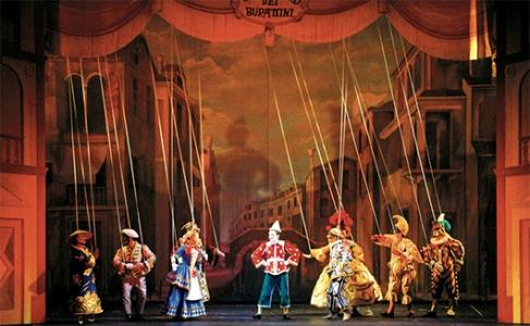 """Compagnia della Rancia - """"Pinocchio"""""""