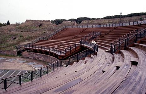 Allestimento audio - Anfiteatro Flavio di Pozzuoli