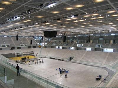 Pala Isozaki,  Turin