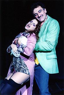 Teatro Biondo Stabile di Palermo - 'L'opera da tre soldi'